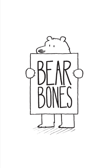 Bear Bones by Gary Bueno